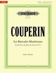 Les Baricades Mistérieuses -Second Livre de pièces de clavecin (1717)-