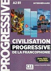 Civilisation progressive de la francophonie - Niveau intermédiaire