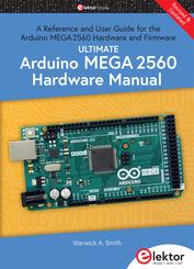 Ultimate Arduino Mega 2560 Hardware Manual