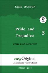 Pride and Prejudice / Stolz und Vorurteil - Teil 3 (mit Audio)