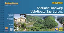 Saarland-Radweg - VeloRoute SaarLorLux