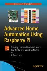 Advanced Home Automation Using Raspberry Pi