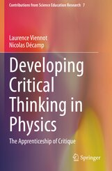 Developing Critical Thinking in Physics