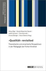 »Qualität« revisited