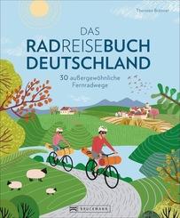 Das Radreisebuch Deutschland