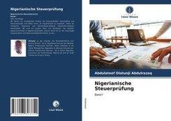 Nigerianische Steuerprüfung