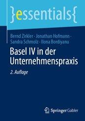 Basel IV in der Unternehmenspraxis