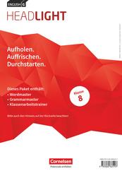 English G Headlight - Allgemeine Ausgabe - Band 4: 8. Schuljahr