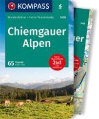 KOMPASS Wanderführer Chiemgauer Alpen