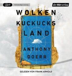 Wolkenkuckucksland, 2 Audio-CD, 2 MP3
