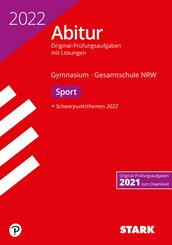 STARK Abiturprüfung NRW 2022 - Sport LK