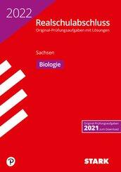 STARK Original-Prüfungen Realschulabschluss 2022 - Biologie - Sachsen
