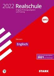 STARK Original-Prüfungen und Training Realschule 2022 - Englisch - Hessen