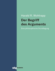Der Begriff des Arguments