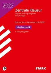 STARK Zentrale Klausur Gymnasium NRW 2022 - Mathematik