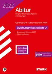 STARK Abiturprüfung NRW 2022 - Erziehungswissenschaft LK