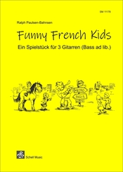 Funny French Kids, 2 Teile