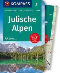 KOMPASS Wanderführer Julische Alpen