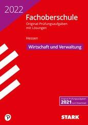 STARK Abschlussprüfung FOS Hessen 2022 - Wirtschaft und Verwaltung