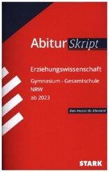 STARK AbiturSkript - Erziehungswissenschaft - NRW ab 2023