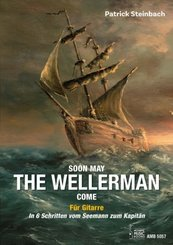 Soon May The Wellerman Come. Für Gitarre