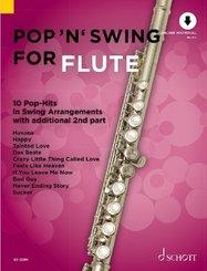 Pop 'n' Swing For Flute