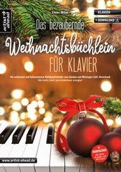 Das bezaubernde Weihnachtsbüchlein für Klavier
