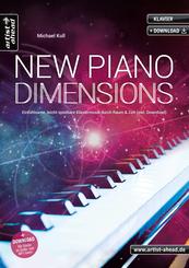 New Piano Dimensions