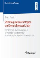 Selbstregulationsstrategien und Gesundheitsverhalten