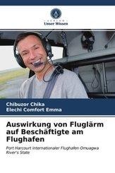 Auswirkung von Fluglärm auf Beschäftigte am Flughafen
