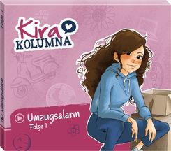 Kira Kolumna - Umzugsalarm!, 1 Audio-CD