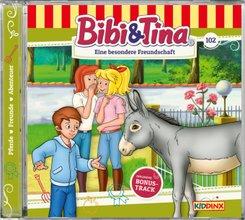Bibi & Tina - Die besondere Freundschaft, 1 Audio-CD