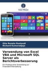 Verwendung von Excel VBA und Microsoft SQL Server als Berichtsverbesserung