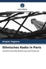 Ethnisches Radio in Paris