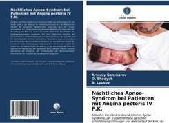 Nächtliches Apnoe-Syndrom bei Patienten mit Angina pectoris IV F.K.