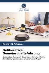 Deliberative Gemeinschaftsführung