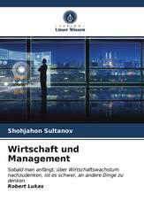 Wirtschaft und Management