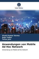 Anwendungen von Mobile Ad Hoc Network