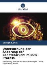 Untersuchung der Änderung der Benetzbarkeit im EOR-Prozess