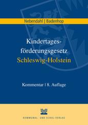 Kindertagesförderungsgesetz Schleswig-Holstein