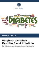 Vergleich zwischen Cystatin C und Kreatinin