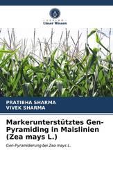 Markerunterstütztes Gen-Pyramiding in Maislinien (Zea mays L.)