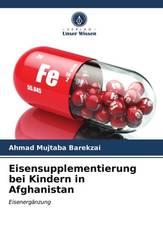 Eisensupplementierung bei Kindern in Afghanistan