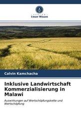 Inklusive Landwirtschaft Kommerzialisierung in Malawi