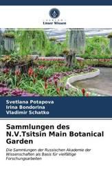 Sammlungen des N.V.Tsitsin Main Botanical Garden