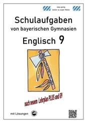 Englisch 9 (Green Line und Access) Schulaufgaben (G9, LehrplanPLUS) von bayerischen Gymnasien mit Lösungen