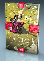 Albatros Adventspaket: Band 1 - 3 zum Sonderpreis