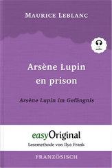 Arsène Lupin - 2 / Arsène Lupin en prison / Arsène Lupin im Gefängnis (mit Audio)