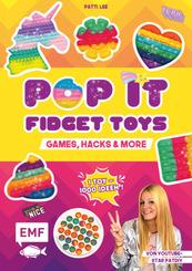 Pop it Fidget Toys - Games, Hacks & more vom YouTube-Kanal Hey PatDIY