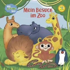 Mein Besuch im Zoo